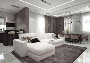 Дизайн интерьера дома в Пестово