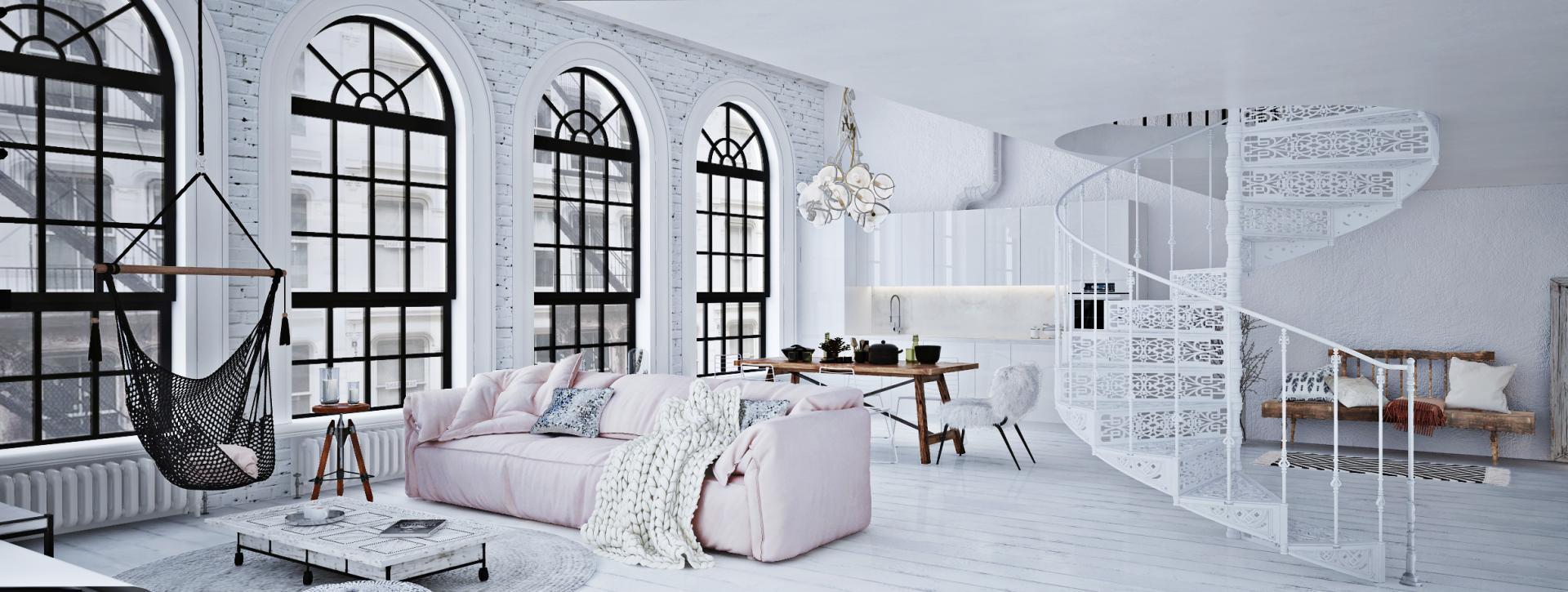 Дизайн коттеджей, домов и таунхаусов