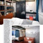 Дизайн проект однокомнатной квартиры от студии дизайна GM-Interior в спецвыпуске журнала Идеи Вашего дома