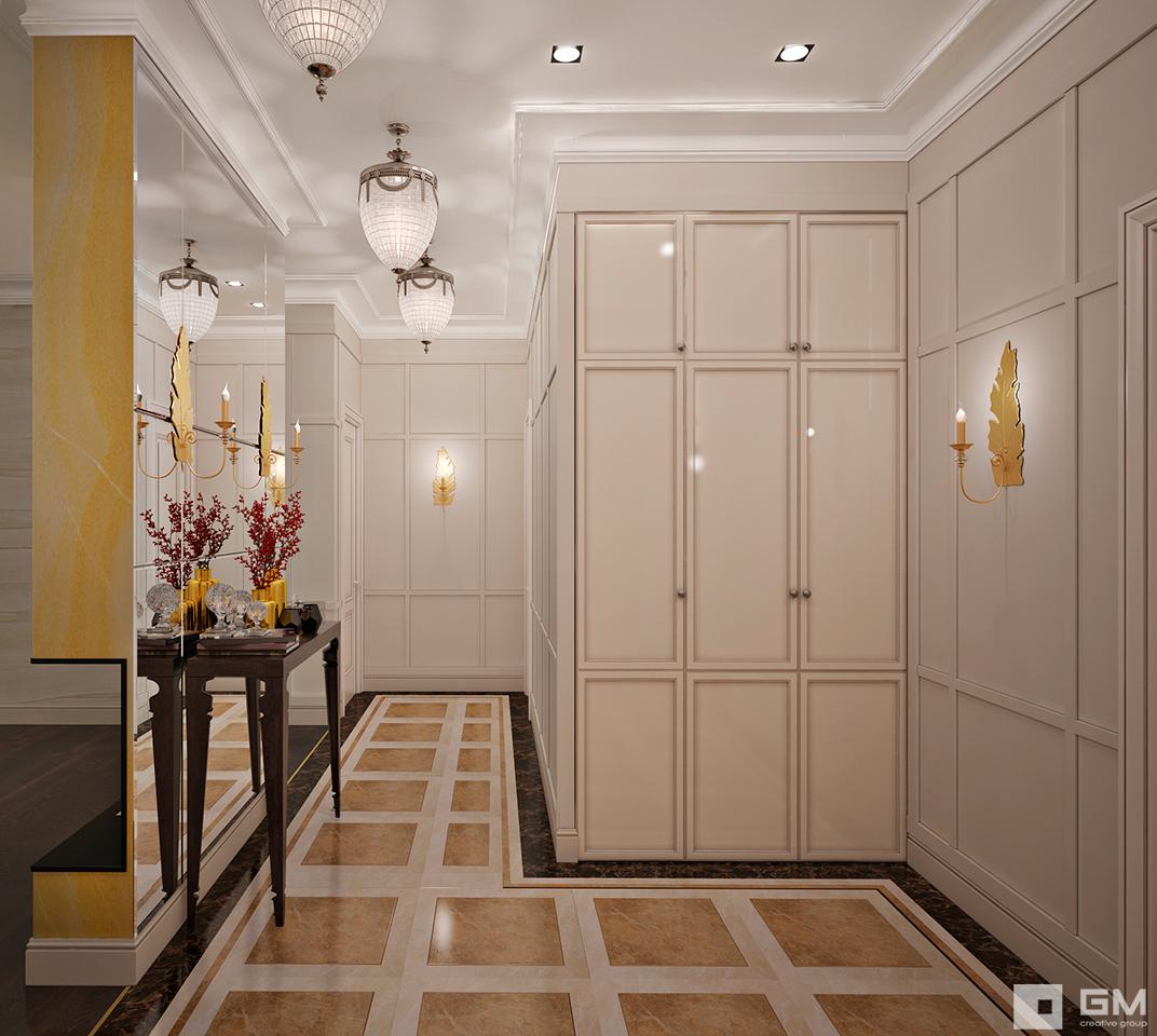 Дизайн квартиры ЖК Виноградный