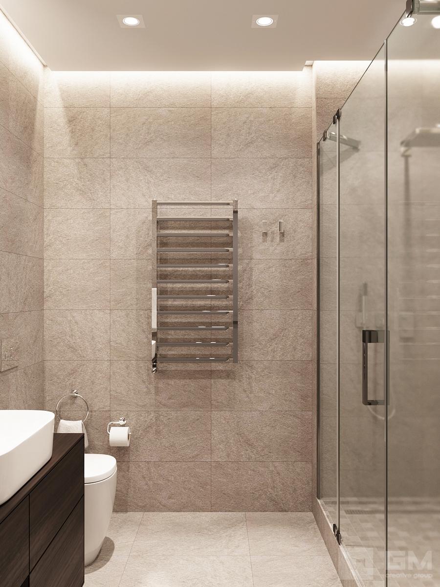 Дизайн апартаментов в ЖК Вавилова от студии дизайна GM-INTERIOR