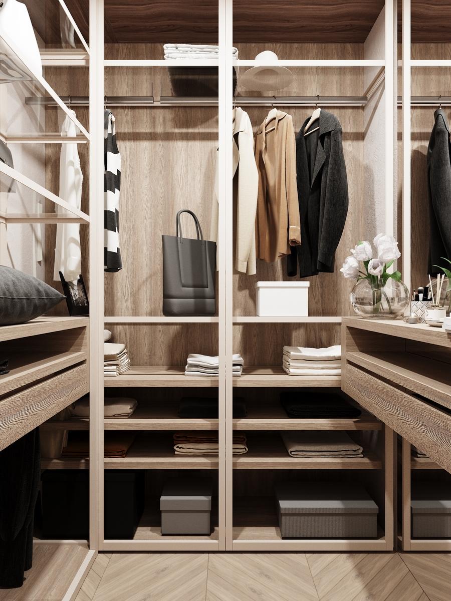 Дизайн квартиры в Замоскворечье | Дизайн студия GM-interior